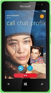 Microsoft Lumia 435 UK SIM-Free Smartphone - Green (Windows)