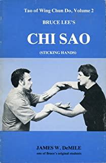 Tao of Wing Chun Do, Vol. 2: Bruce Lee's Chi Sao