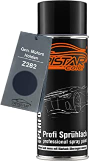 TRISTARcolor Autolack Spraydose für Gen. Motors/Holden Z282 Polar Sea Blue Metallic Basislack Sprühdose 400ml