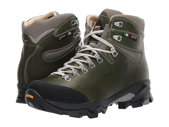 Zamberlan  Vioz Lux GTX RR (Waxed Green) Womens Boots