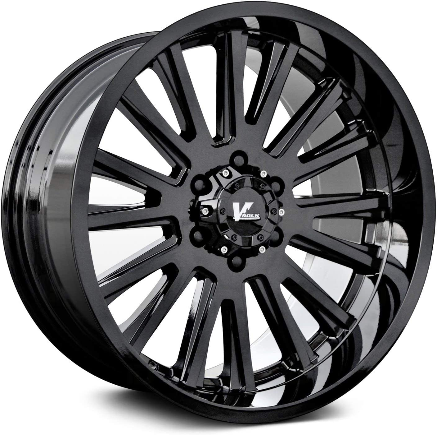 V-Rock All items free Courier shipping free shipping shipping Anvil Gloss Black Wheel 20 x 8 mm 180 -44 12. inches