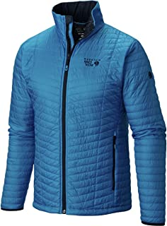 Mountain Hardwear Men's Micro Thermostatic Jacket, Dark Compass, M
