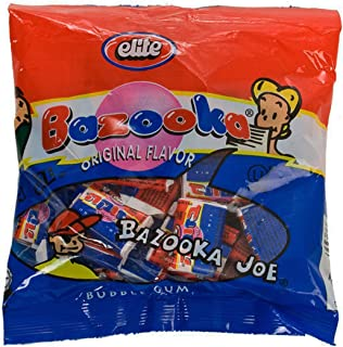 Bazooka Bubble Gum Bag Original 30 pieces