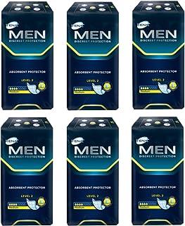 TENA - Pañales para hombre de nivel 2 (packs de 20 o 120)