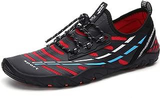 Womens Mens Water Shoes Barefoot Quick Dry for Diving Swim Surf Aqua Sports Pool Beach Walking Yoga