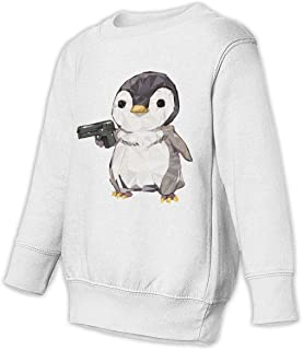 wudici Three Cute Chicken Boys Girls Pullover Sweaters Crewneck Sweatshirts Clothes for 2-6 Years Old Children