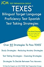 TEXES Bilingual Target Language Proficiency Test Spanish - Test Taking Strategies: TEXES 190 Exam - Free Online Tutoring - New 2020 Edition - The latest strategies to pass your exam.