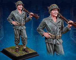 The Collector's Showcase WW2 U.S.M.C. Sands of Iwo Jima John Wayne 1:6 Scale Statue