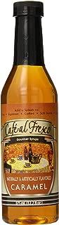Café Alfresco Sugar Free Gourmet Syrup, Caramel, 12.7 Ounce (Pack of 12)