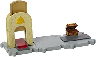 World of Nintendo Legend of Zelda Windwaker Ganondorf and Hyrule Castle Set