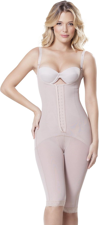 Fajas Colombianas Reductoras y Moldeadoras High Compression Garments After Liposuction Full Bodysuit 022841 032841