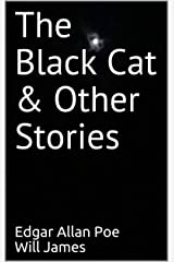 THE BLACK CAT & OTHER STORIES (English Edition) Format Kindle