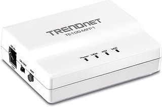 TRENDnet 1-Port Multi-Function USB Print Server TE100-MFP1 (Version v1.0R)