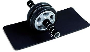 """Abilica Wheel Ab Roller för toning och förstärkning av magmuskler,""""core"""" och armar"""