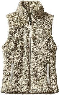 Hokny TD Womens Waistcoat Winter Warm Faux Fur Sleeveless Vest Outwear Waistcoat 1 X-Small