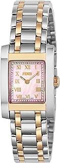 [フェンディ]FENDI 腕時計 クラシコ ピンクパール文字盤 F702270 レディース 【並行輸入品】