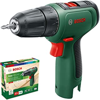 Bosch Cordless Drill EasyDrill 1200 (without Battery, 12 V System, in Carton)