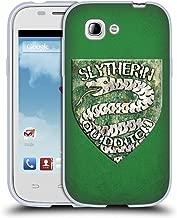 Official Harry Potter Slytherin Quidditch Badge Prisoner of Azkaban V Soft Gel Case Compatible for ZTE Blade C2 Plus