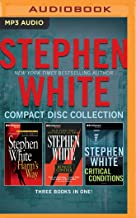 Stephen White - Alan Gregory Series: Books 4-6: Harm's Way, Remote Control, Critical Conditions