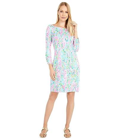 Lilly Pulitzer UPF 50+ Sophie Dress (Multi Unicorn Of The Sea) Women