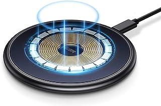 ESR Caricatore Wireless Magnetico HaloLock [Struttura Metallica con Magneti Integrati] [Base di Ricarica Veloce Wireless] ...