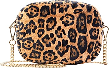 modische Damentasche Tasche Schultertasche Shopper Leopardenmuster Leo