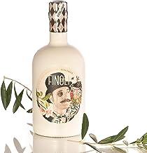 Aceite de Oliva Virgen Extra Premium ECOLOGICO 500 ml Gourmet - Diseño Alta Calidad - Nueva Cosecha 2019 - Natural