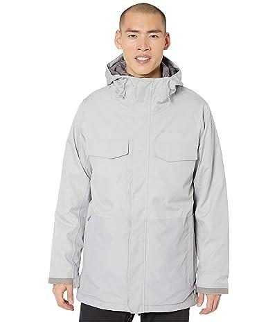 Columbia Cushman Cresttm Interchange Jacket (Columbia Grey) Men