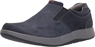 Clarks Mens Shoda Free Waterproof Slip-on