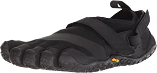 Vibram Men's V-aqua Black, Men's Men's V-aqua Black Walking Shoe