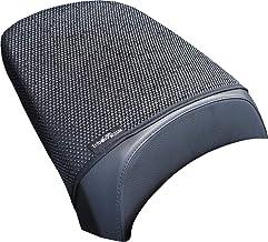 2014-2017 TRIBOSEAT Housse de si/ège Anti Slip Passenger con/çue pour sadapter /à la Couleur Noire Compatible avec Yamaha MT07
