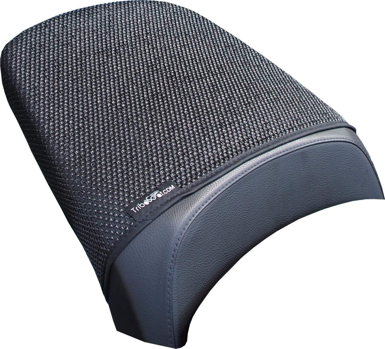 2013-2018 Cubierta TRIBOSEAT para Asiento Antideslizante Accesorio Personalizado Negro Compatible con BMW R1200GS LC