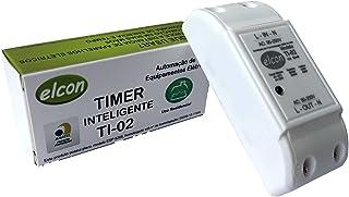 Interruptor Inteligente, Elcon, TI-02, Funciona com Alexa