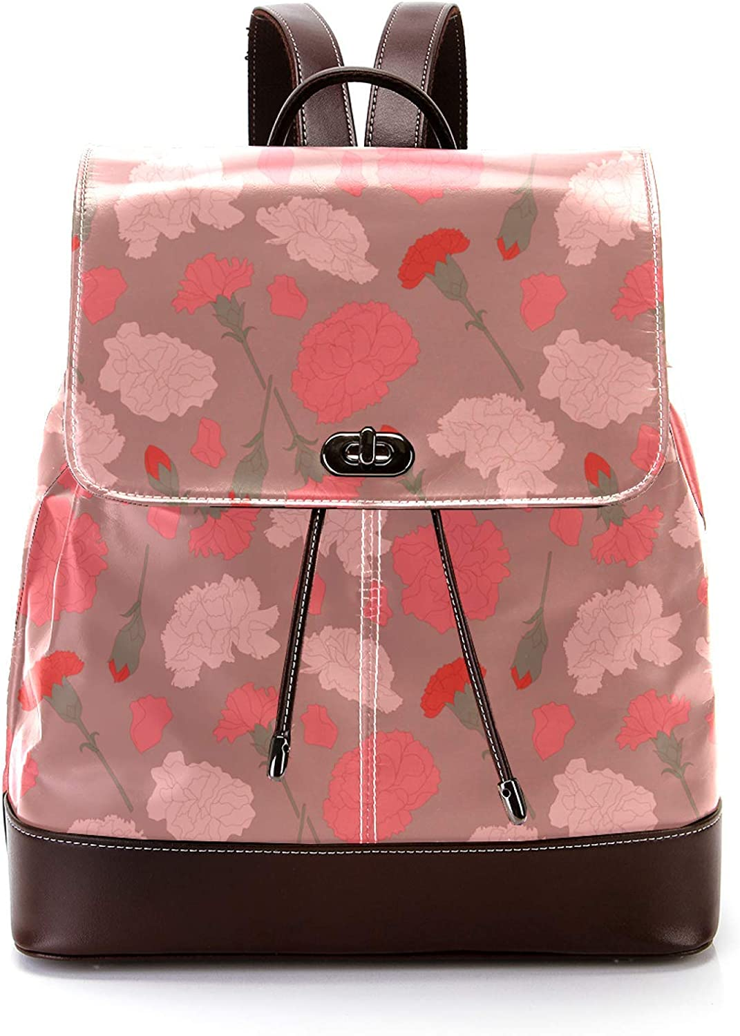 Casual PU Leather Backpack for Women's Bag Student Shoulder famous Men Limited time sale