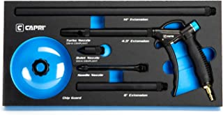 Capri Tools Air Blow Gun (High Performance Air Blow Gun/Master Set)