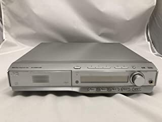 Model TH-M45 Silver Five Disc DVD Digital Theater System (Main Unit Only)