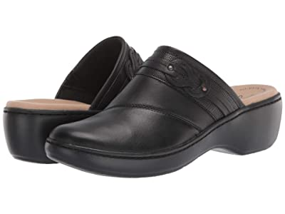 Clarks Delana Juno (Black Leather) Women