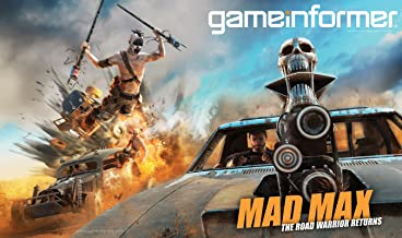 game informer mad max