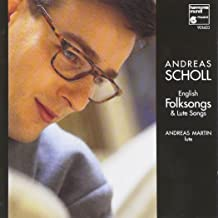 Andreas Scholl - English Folksongs & Lute Songs 17th Century