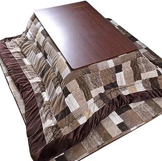 Tables basses Pliable Four Table Chauffage Hiver Table De Cuisson Hiver Chambre Salon Tatami Table Pit (avec Couette avec ...