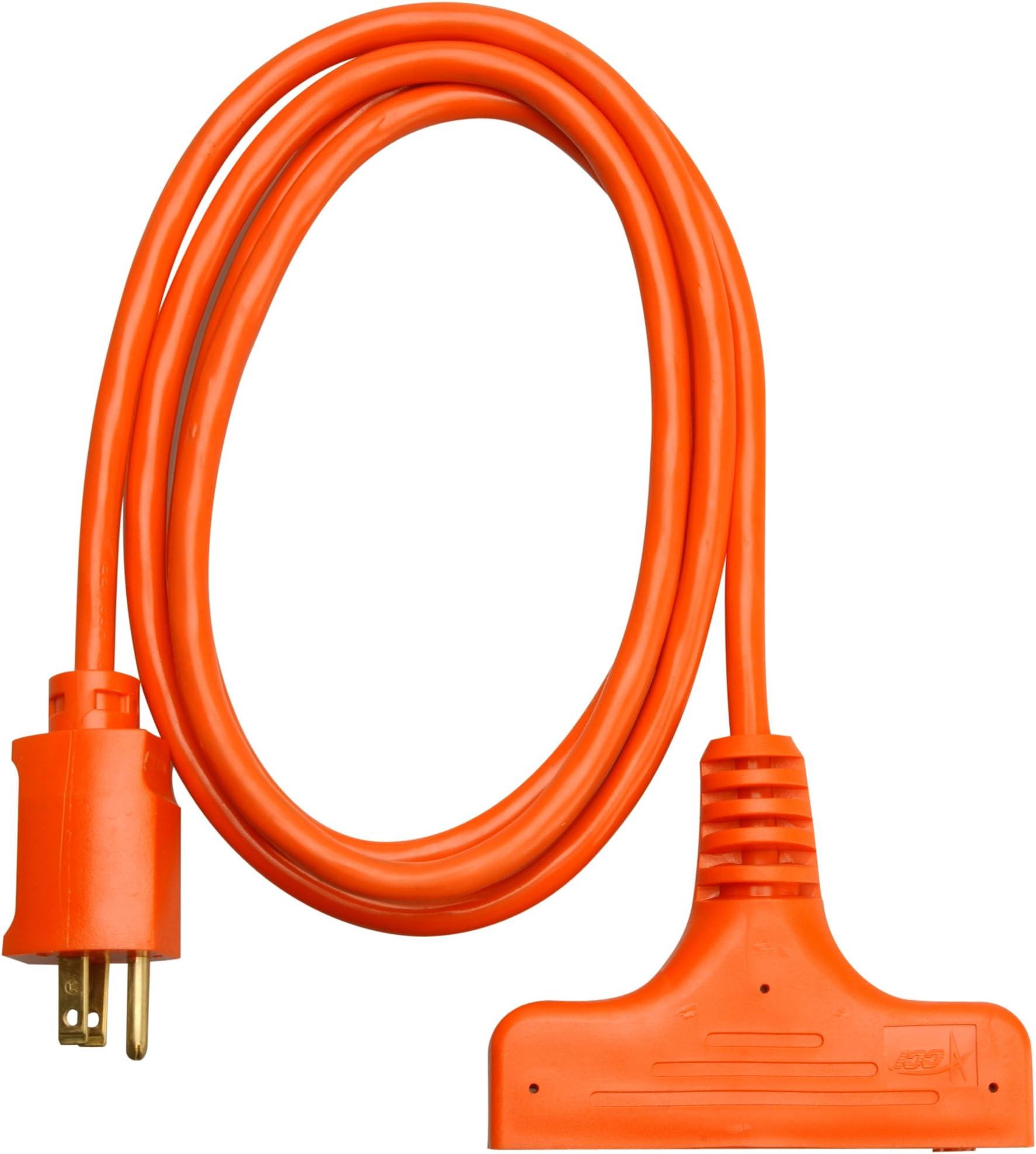 Coleman Cable 23578823 Beige Tri-Source SJTW Landscape Entention Cord 40 L ft.