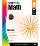 Spectrum | Math Workbook | Grade 5, Printable