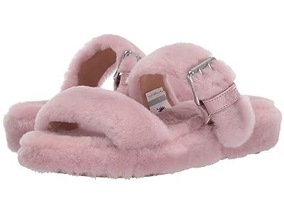 UGG Fuzz Yeah (Pink Crystal) Women