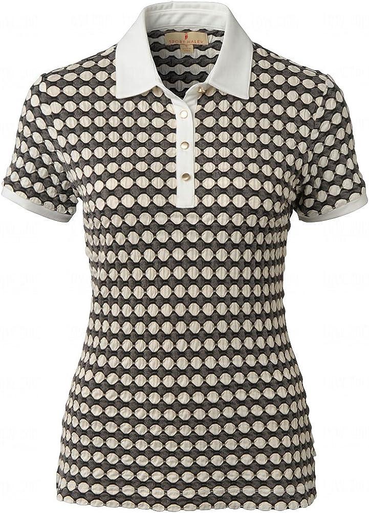 ランキング総合1位 Sport 宅配便送料無料 Haley Women's Shirt Millie Golf