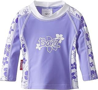 Baby Banz Baby Girls' UPF 50+ Long Sleeve Rash Guard