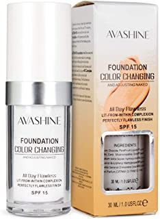 the makeup foundation