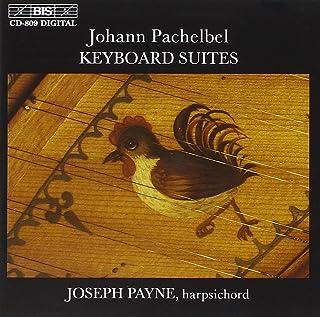 Pachelbel;Keyboard Suites