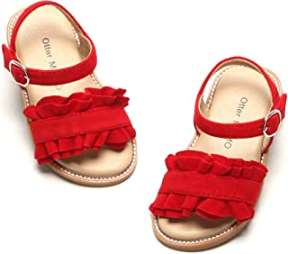 Girls' Sandals - Red / Sandals / Shoes