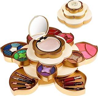 ست آرایش لوکس CoralBeau برای خانمها - گل آرایی ، کیت آرایش برای دختران نوجوان - کیت آرایش گل بزرگسالان