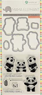 mama elephant panda